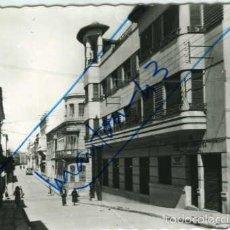 Postales: VALDEPEÑAS (CIUDAD REAL). CALLE PINTOR MENDOZA. ED. ARRIBAS Nº 16. FOTOGRAFICA.. Lote 56653241