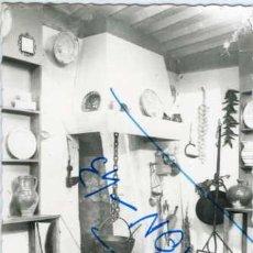 Postales: VALDEPEÑAS (CIUDAD REAL). COCINA TIPICA MANCHEGA. ED. ARRIBAS Nº 15. FOTOGRAFICA.. Lote 56653522