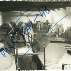Postales: VALDEPEÑAS (CIUDAD REAL). BODEGA. ED. ARRIBAS Nº 17. FOTOGRAFICA.. Lote 56653624