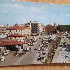 Postales: POSTAL TALAVERA DE LA REINA AVENIDA GENERAL YAGÜE ED ARRIBAS AÑOS 70 COCHES ÉPOCA. Lote 94589355