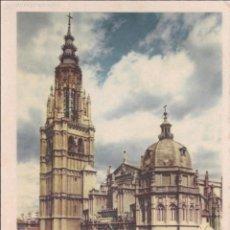 Postales: P- 5552. POSTAL TOLEDO. LA CATEDRAL. GARCIA GARRABELLA.. Lote 56818540