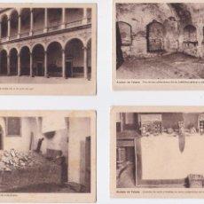 Postales: P- 5574. LOTE 6 POSTALES ALCAZAR DE TOLEDO.. Lote 56821226
