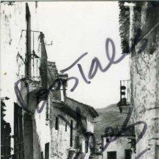 Postales: ALCARAZ (ALBACETE). CALLE DE LAS TORRES. EDICIONES ARRIBAS Nº 15. FOTOGRAFICA.. Lote 56830755