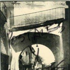 Postales: ALCARAZ (ALBACETE). PUERTA NUEVA. EDIC. ARRIBAS Nº 5. FOTOGRAFICA.. Lote 56830857