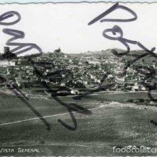 Postales: ALCARAZ (ALBACETE). VISTA GENERAL. EDIC. FOTO LOPEZ Nº 1. FOTOGRAFICA.. Lote 56830903
