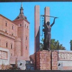 Postales: (41344)POSTAL SIN CIRCULAR,MONUMENTO AL ÁNGEL DE LA VICTORIA; ALCÁZAR,TOLEDO,TOLEDO,CASTILLA LA MANC. Lote 115406231