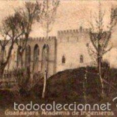 Postales: POSTAL ORIGINAL DECADA 1930, GUADALAJARA, ACADEMIA DE INGENIEROS. LEER , VER TAMAÑO Y EXP.. Lote 56919615