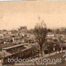 Postales: POSTAL ORIGINAL DECADA 1930, GUADALAJARA, VISTA GENERAL. LEER , VER TAMAÑO Y EXPLICACION.. Lote 56919777