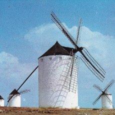 Postais: LA MANCHA MOLINOS DE VIENTO (SIN CIRCULAR) . Lote 57122619