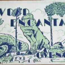 Postales: CUENCA. CIUDAD ENCANTADA BLOC 18 POSTALES. Lote 57209483