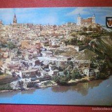 Postales: POSTAL - EUROPA - ESPAÑA - TOLEDO - 26 VISTA PANORÁMICA - HELIOTIPIA ATÍSTICA ESPAÑOLA - NUEVA. Lote 57443764