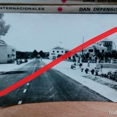 Postales: MOTILLA DEL PALANCAR CUENCA. ANTIGUA POSTAL CIRCULADA EN 1961. Lote 57698262