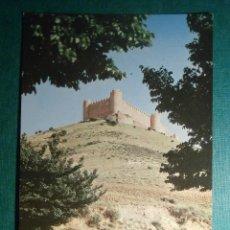 Postales: POSTAL - CASTILLOS DE ESPAÑA - EDICIONES VISTABELLA - 1966 Nº 27 - JADRAQUE - GUADALAJARA - NUEVA . Lote 57757392