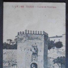 Postais: (48474)POSTAL ESCRITA,PUENTE DE ALCÁNTARA,TOLEDO,TOLEDO,CASTILLA LA MANCHA. Lote 57808410