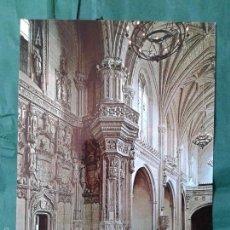 Postales: PRECIOSA POSTAL IGLESIA SAN JUAN DE LOS REYES, TOLEDO, AÑOS 70. Lote 57816063