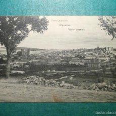 Postales: POSTAL - ESPAÑA - GUADALAJARA - SIGUENZA - VISTA GENERAL - HAUSER Y MENET - SIN CIRCULAR -. Lote 57821598