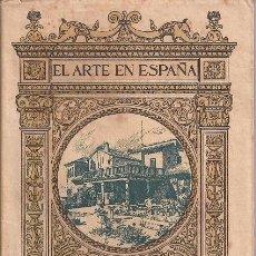 Postales: COLECCION DE FOTOS SOBRE LA CASA DEL GRECO EDITADO EN LOS AÑOS 20. Lote 57948404