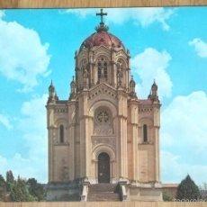 Postales: GUADALAJARA - PANTEON DE LA CONDESA DE LA VEGA DEL POZO. Lote 57949634