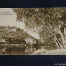 Postales: POSTAL EDIT GRAFOS 144 TOLEDO CASA DEL DIAMANTISTA PUBLICIDAD VENTA DE AIRES FAMA MUNDIAL COCINA. Lote 58411092