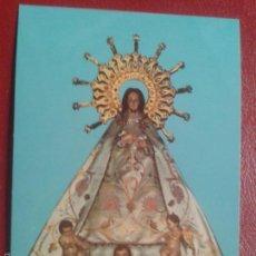 Cartes Postales: POSTAL ARTE VIRGEN TOLEDO - LA NAVA DE RICOMAMILLO NTRA SRA DEL AMOR DE DIOS FOTO RELISA 1982. Lote 58467727