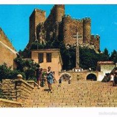 Postales: POSTAL ANTIGUA ALBACETE SIN CIRCULAR ALMANSA. Lote 58668894