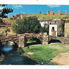 Postales: POSTAL ANTIGUA GUADALAJARA SIN CIRCULAR MOLINA DE ARAGON PUENTE ROMANO. Lote 58678006