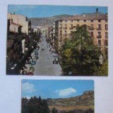 Postales: DOS POSTALES DE CUENCA. Lote 59117130
