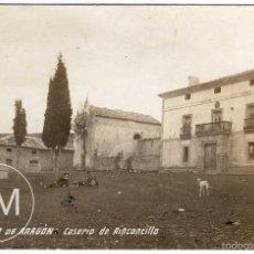 Postales: RARA POSTAL - MOLINA DE ARAGON (GUADALAJARA) - CASERIO DE RINCONCILLO . Lote 60297691