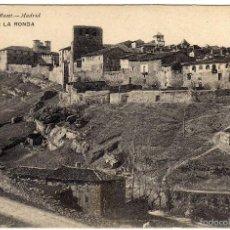 Postales: BONITA POSTAL - SIGUENZA (GUADALAJARA) - LA RONDA. Lote 60299183
