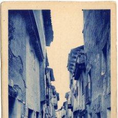 Postales: PRECIOSA POSTAL - SIGUENZA (GUADALAJARA) - BARRIO ANTIGUO - TRAVESAÑA BAJA . Lote 60300039