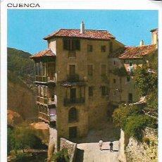 Postales: POSTAL * CUENCA , CASAS COLGADAS *. Lote 61545064