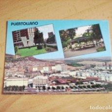 Postales: PUERTOLLANO ( C.REAL ) VISTA PARCIAL. Lote 61708188