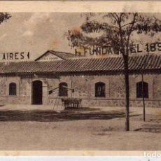 Postales: TOLEDO. VENTA DE AIRES. COCINA CASTELLANA. ESPECIALIDAD EN PERDICES. SIN CIRCULAR.. Lote 61801088