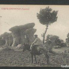 Postales: CUENCA - CIUDAD ENCANTADA - EDICION R.M. GARAY -VER REVERSO - (ZG-45.021). Lote 64496199