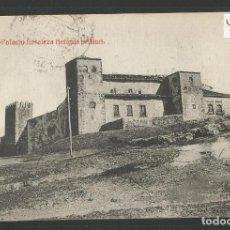 Postales: SIGUENZA - PALACIO FORTALEZA ANTIGUA PRISION -VER REVERSO - (ZG-45.030). Lote 64498231