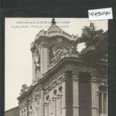 Postcards - ALBACETE - PALACIO AYUNTAMIENTO - BAZAR COLLADO - FOTOGRAFICA -VER REVERSO - (ZG-45.040) - 64499459