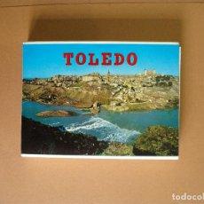 Postales: POSTAL ,TOLEDO.20 POSATALES, JULIO DE LA CRUZ. Lote 65555226
