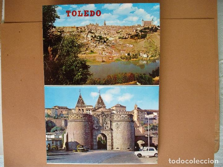 Postales: POSTAL ,TOLEDO.20 POSATALES, JULIO DE LA CRUZ - Foto 2 - 65555226