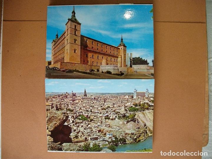 Postales: POSTAL ,TOLEDO.20 POSATALES, JULIO DE LA CRUZ - Foto 4 - 65555226