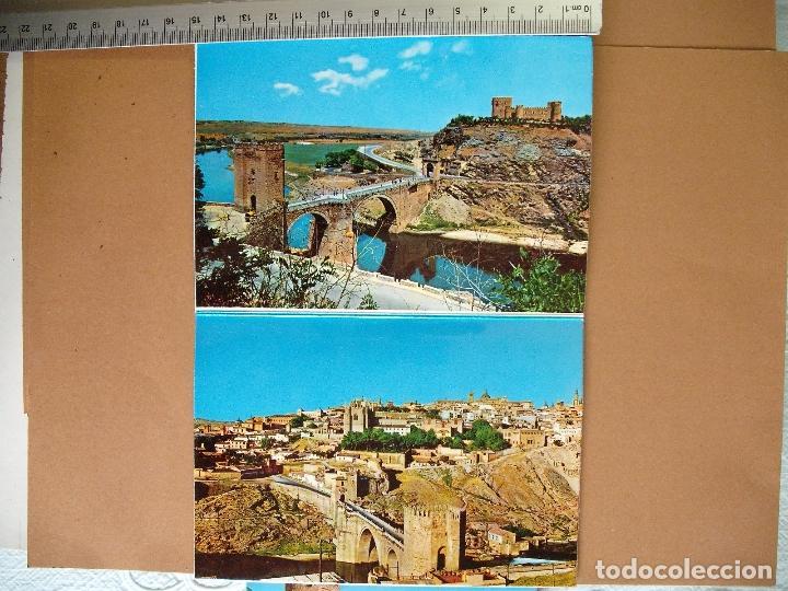 Postales: POSTAL ,TOLEDO.20 POSATALES, JULIO DE LA CRUZ - Foto 7 - 65555226