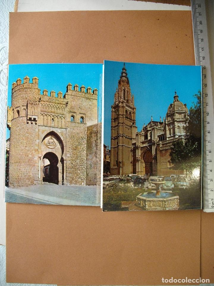 Postales: POSTAL ,TOLEDO.20 POSATALES, JULIO DE LA CRUZ - Foto 9 - 65555226