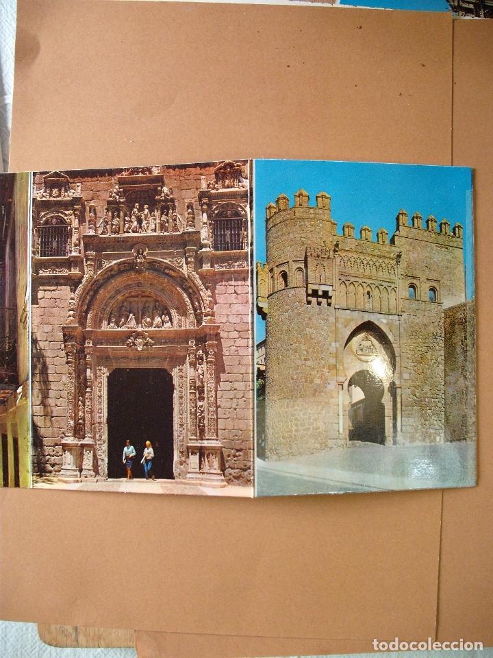 Postales: POSTAL ,TOLEDO.20 POSATALES, JULIO DE LA CRUZ - Foto 10 - 65555226
