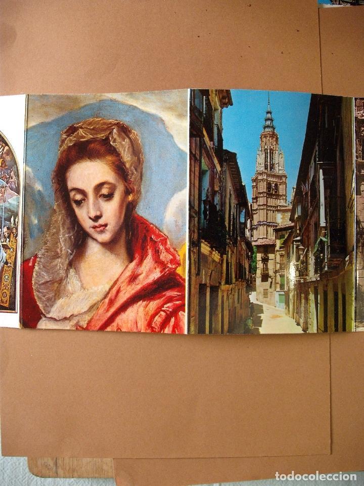 Postales: POSTAL ,TOLEDO.20 POSATALES, JULIO DE LA CRUZ - Foto 11 - 65555226