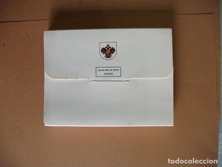 Postales: POSTAL ,TOLEDO.20 POSATALES, JULIO DE LA CRUZ - Foto 13 - 65555226