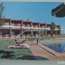 Postales: ANTIGUA POSTAL VALDEPEÑAS CIUDAD REAL MOTEL EL HIDALGO – AÑOS 60 – SIN CIRCULAR BUEN ESTADO. Lote 65758858