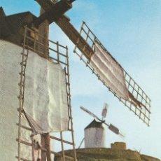 Cartes Postales: PUERTO LAPICE - VENTA DEL QUIJOTE CONSUEGRA MOLINOS Nº 102 AÑO 1981 -ED HELIOTIPIA ARTISTICA -NUEVA. Lote 66435974