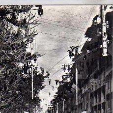 Postales: CUENCA. Nº 31. AVENIDA DE JOSÉ ANTONIO. HELIOTIPIA ARTISTICA ESPAÑOLA. CIRCULADA.. Lote 66528662