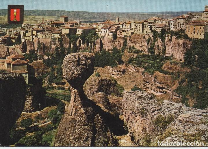 POSTAL-HOZ DEL HUECAR-CUENCA (Postales - España - Castilla la Mancha Moderna (desde 1940))
