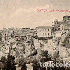 Postales: CUENCA-DESDE EL CERRO DEL SOCORRO-SIN CIRCULAR. Lote 69878393