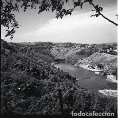 Postales: NEGATIVO ESPAÑA TOLEDO 1970 KODAK 55MM GRAN FORMATO NEGATIVE SPAIN PHOTO FOTO. Lote 69913141